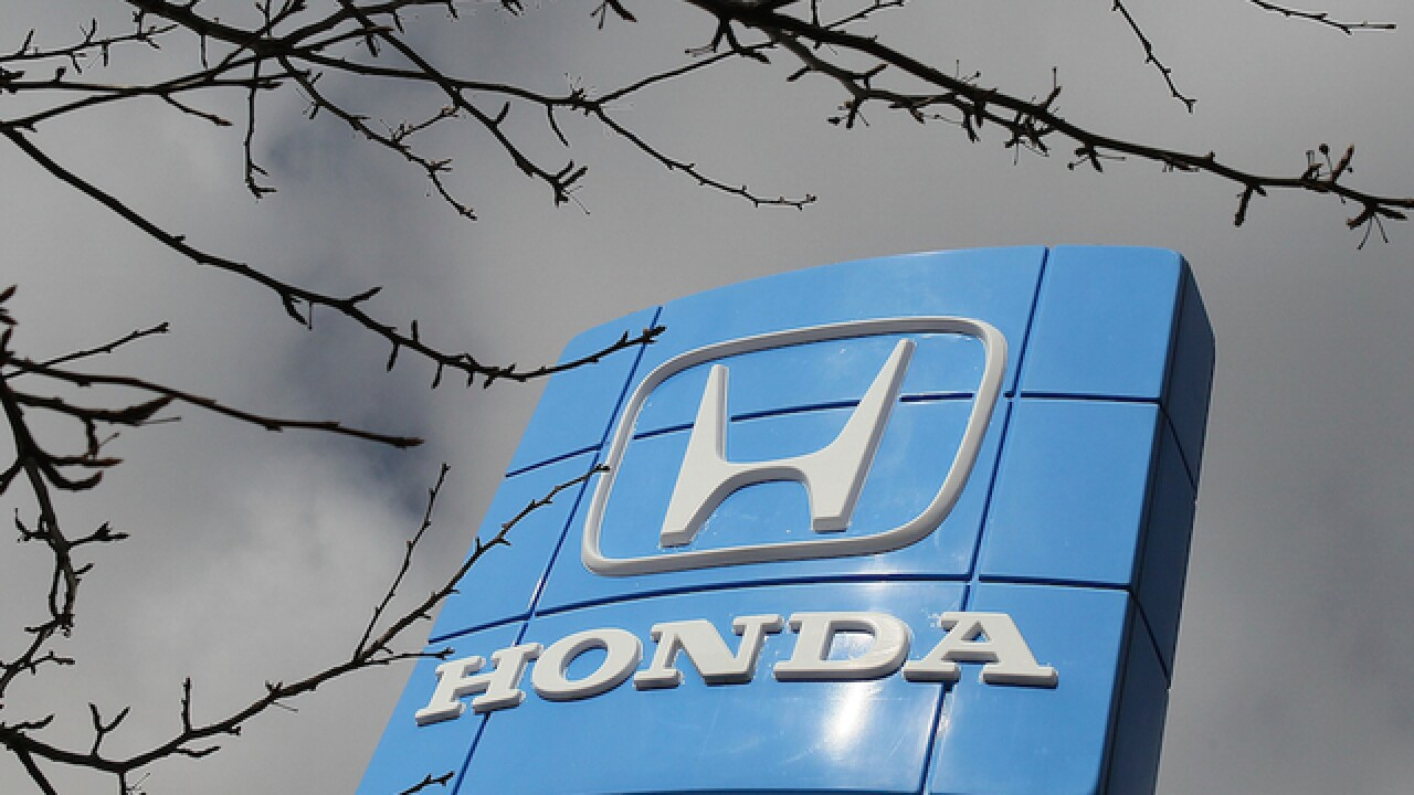 Honda recalls more than 1M cars over battery fires