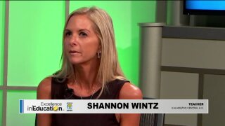 Excellence in Education: Shannon Wintz