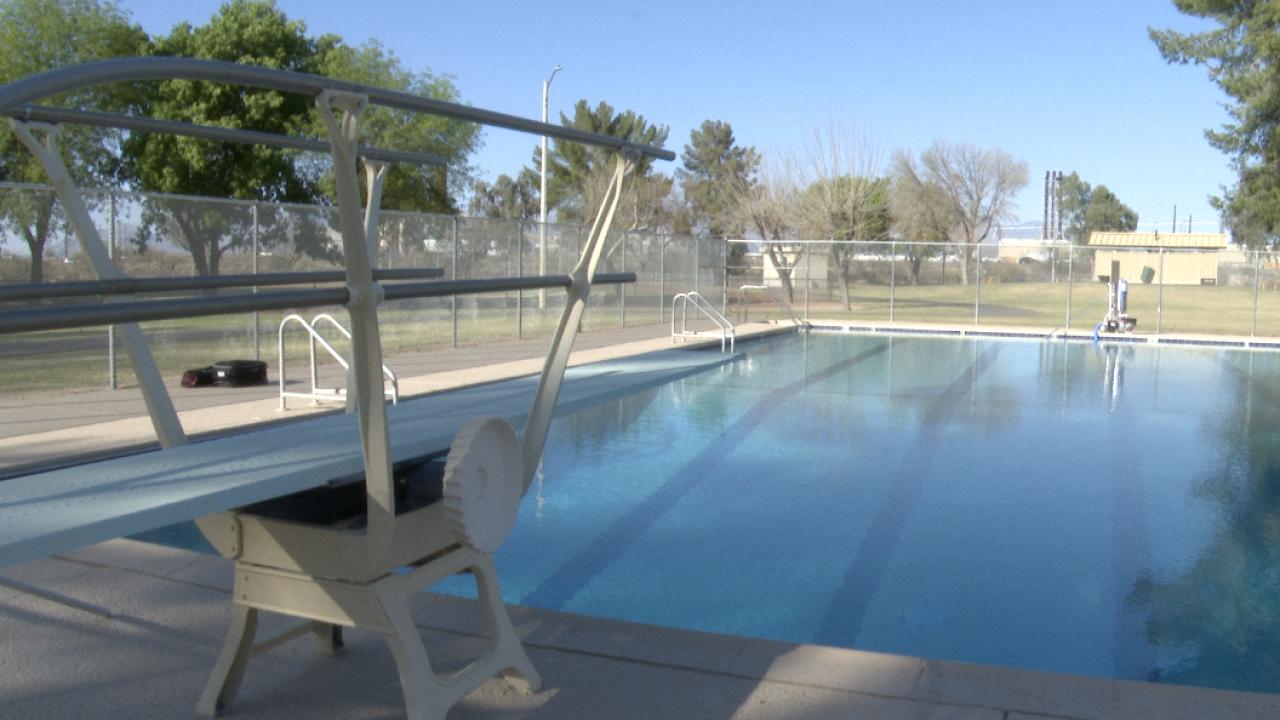 Pima County pool