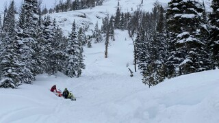 Photo courtesy Gallatin National Forest Avalanche Center