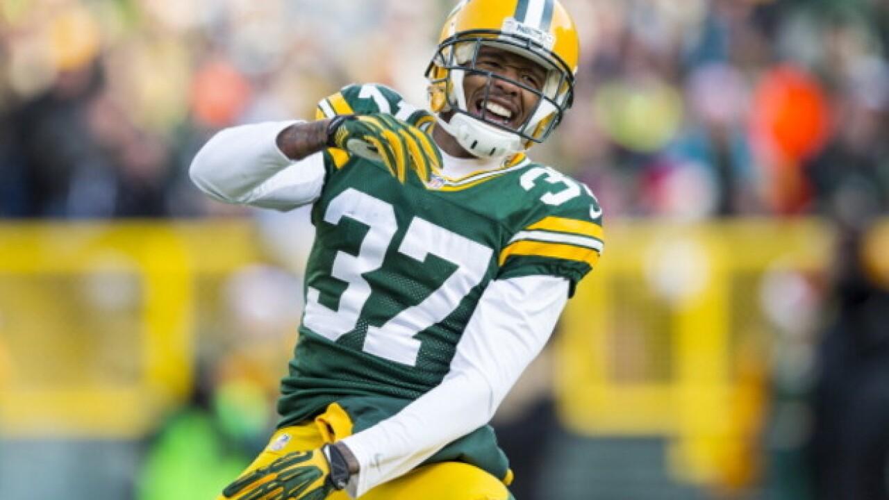 Packers CB Sam Shields enters a no contest plea for marijuana