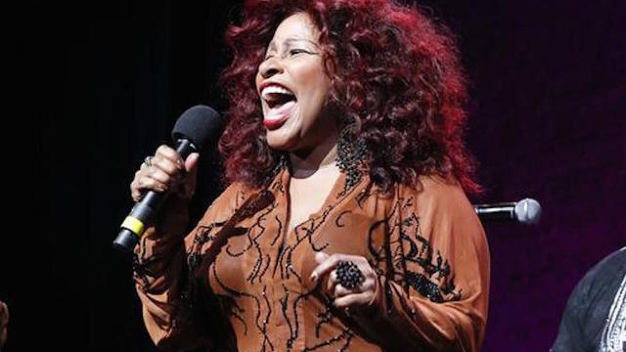 Chaka Khan, sister enter rehab for prescription drugs