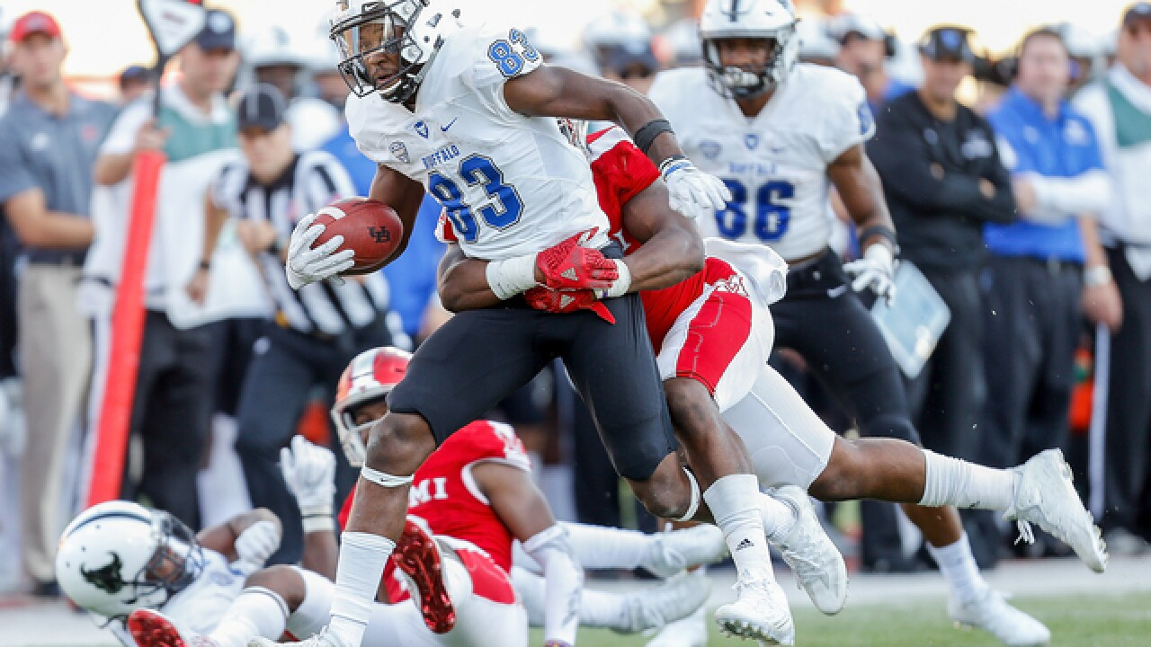 UB's Anthony Johnson named to Biletnikoff Watch List