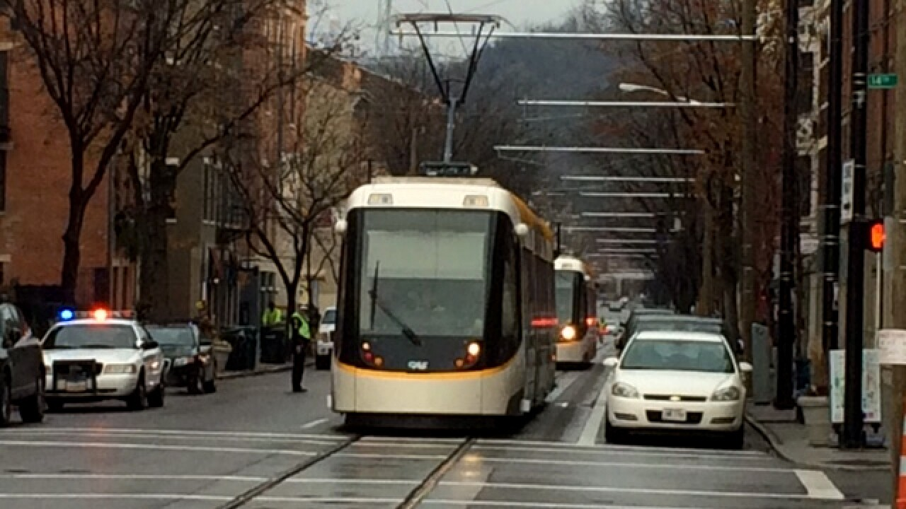 Plan would mean streetcar won't disrupt events