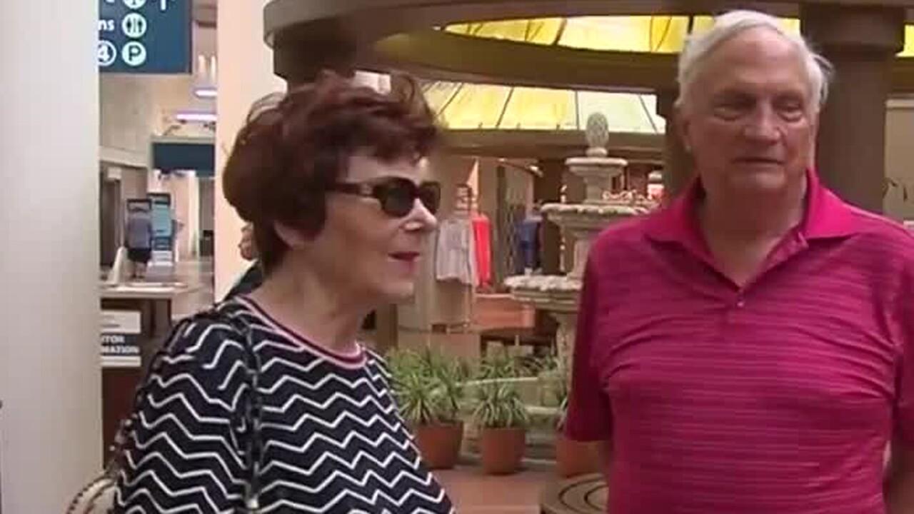 Anita Wood and Don Wood
