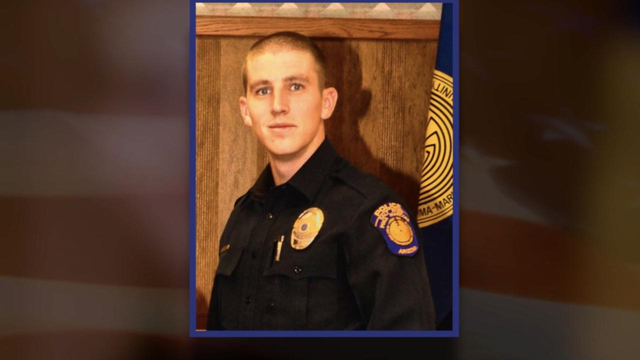 Officer Clayton Townsend