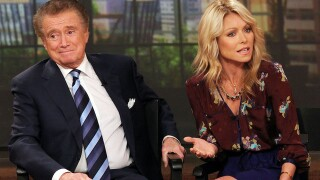 Television stars, entertainers remember Regis Philbin's career, friendship