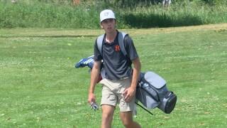 Braden Falk golf