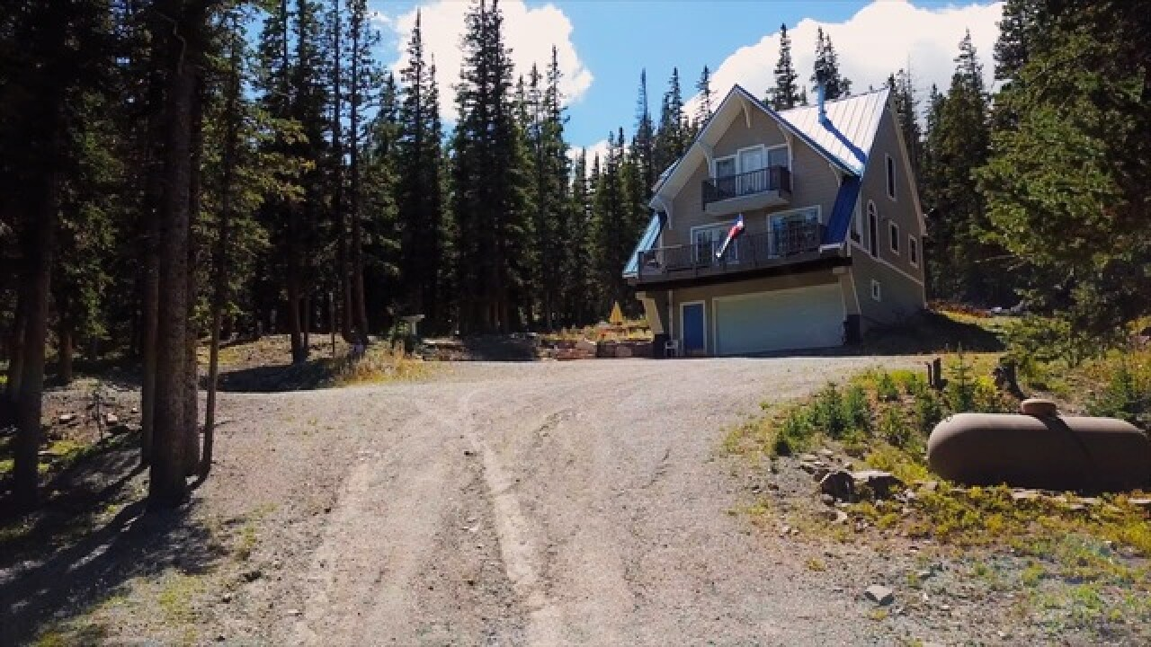 Colorado couple sold legally unlivable mountain home in alleged fraud case