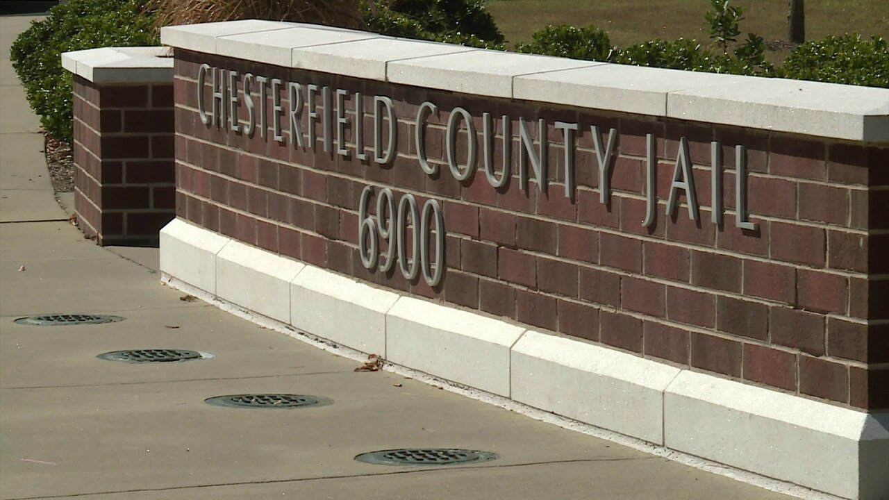 Chesterfield jail focuses on mental health to help inmates