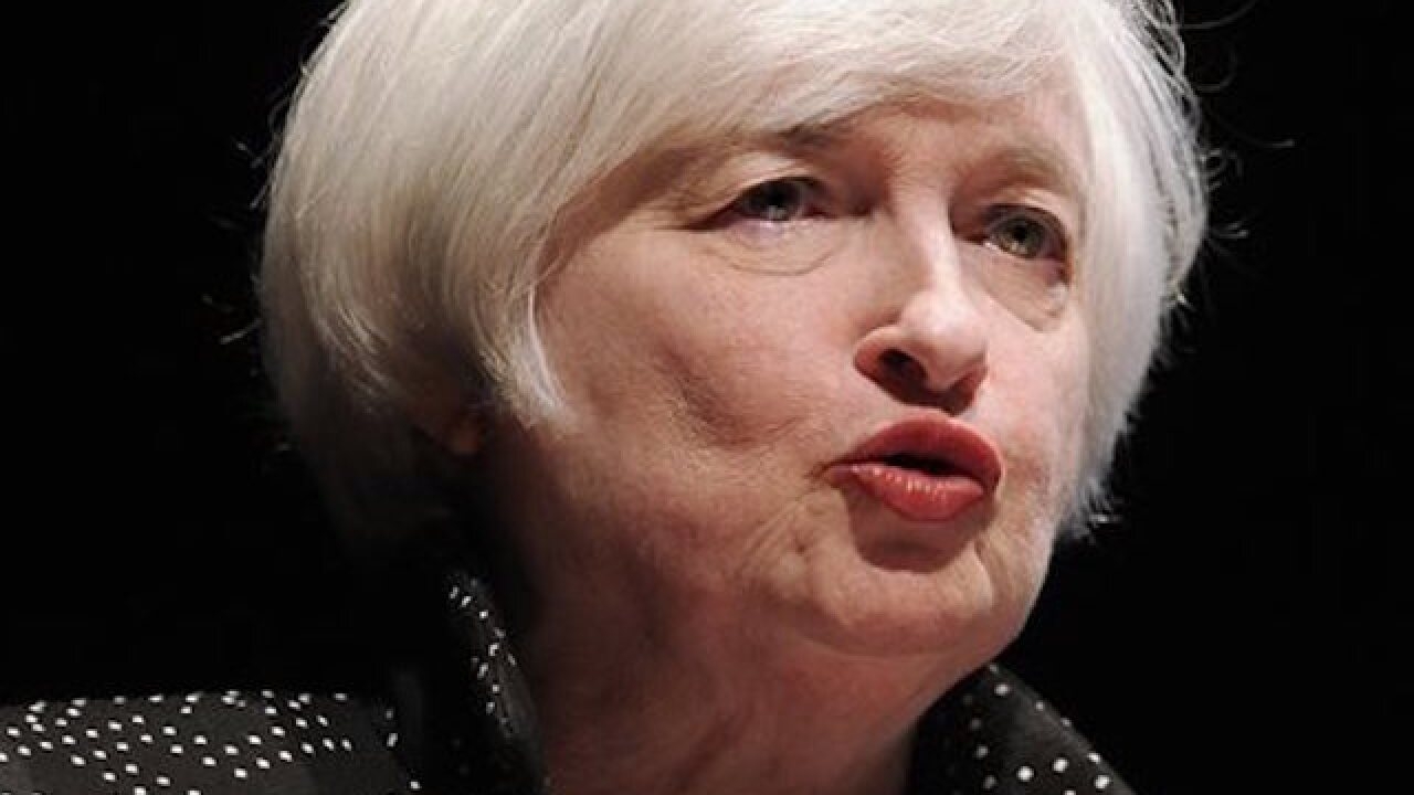 Yellen says rate hike would be 'appropriate'