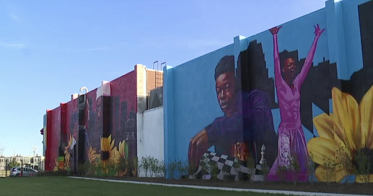 Baltimore City unveils new green space for recreation center