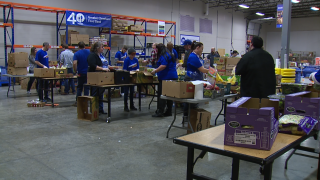 Greater Cleveland Food Bank helping families fight hunger, in need of monetary donations