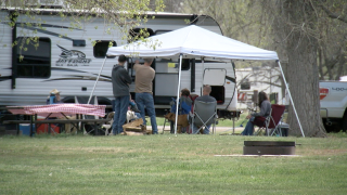 People enjoy first weekend of camping at Colorado State Parks.png