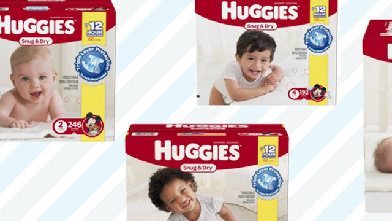 Amazon Black Friday deals include 40 percent off diapers today