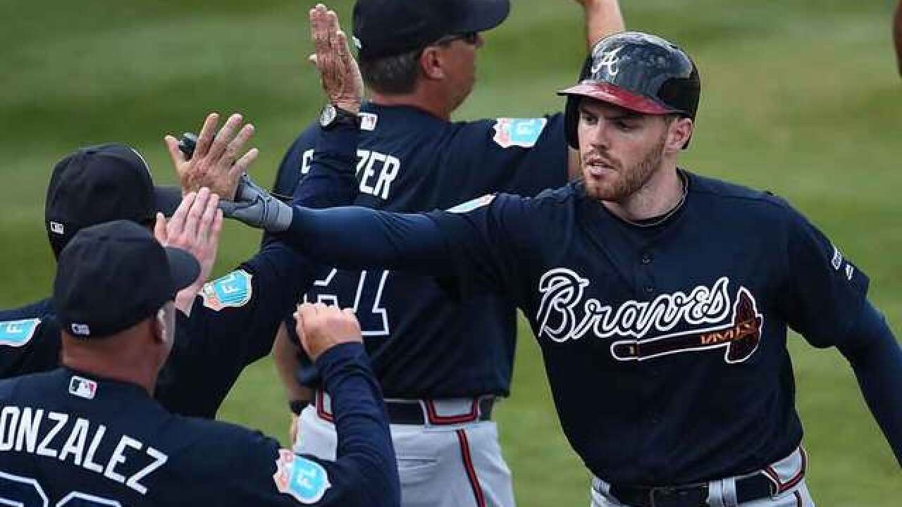 Could Braves return to PBC for spring training?