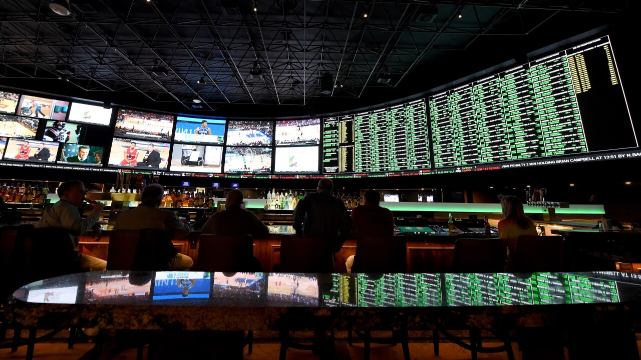vegas sports betting sports books