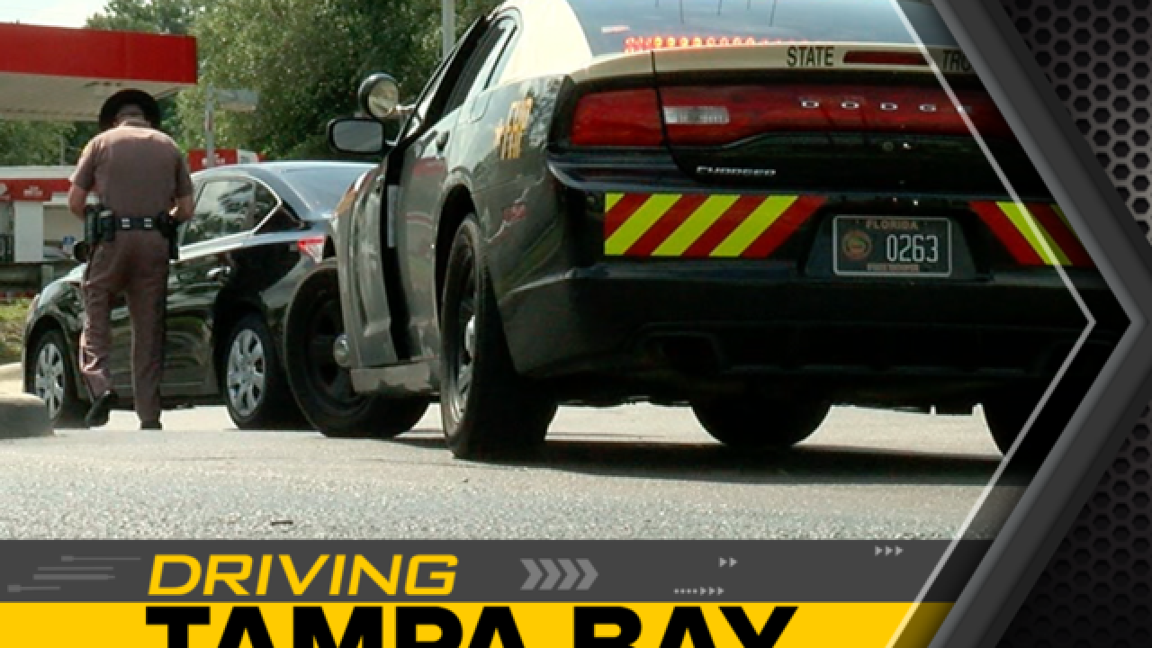 Top speeding ticket locations in Tampa Bay