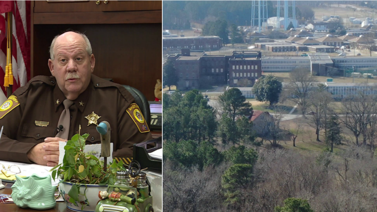 Virginia maximum security facility houses the state's most violent mental patients – withoutpolice