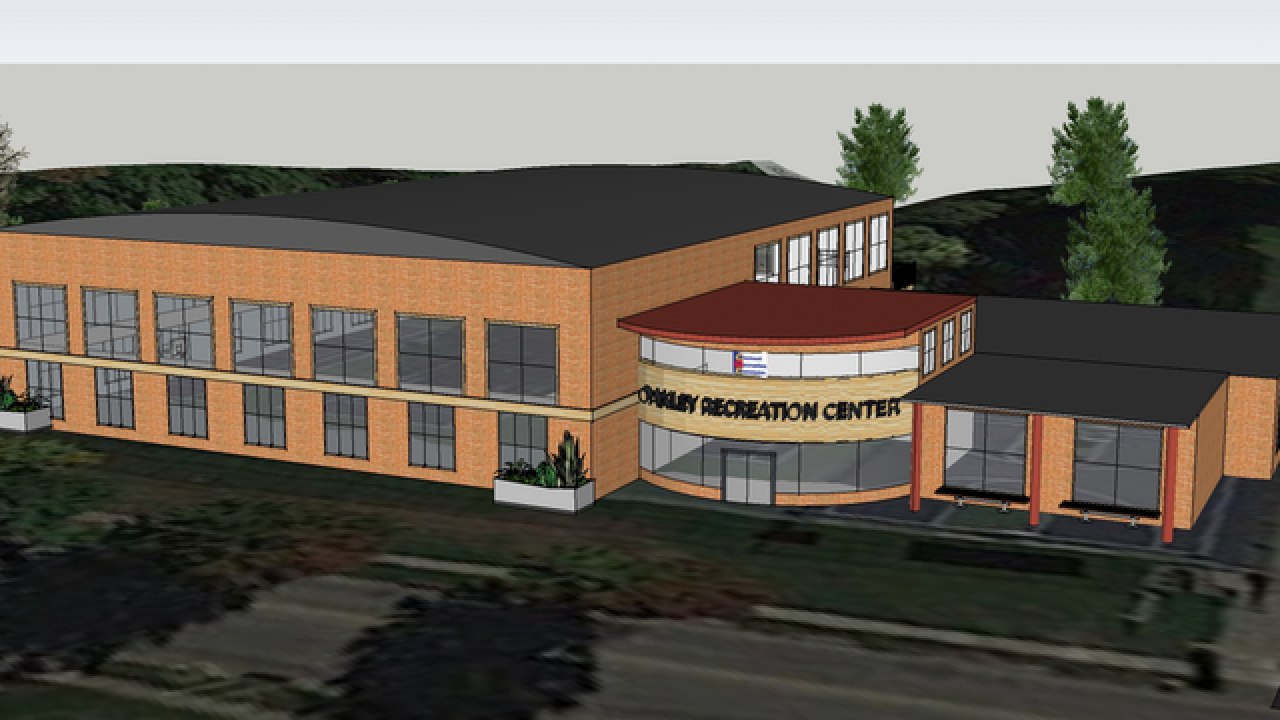 New rec center coming to east side