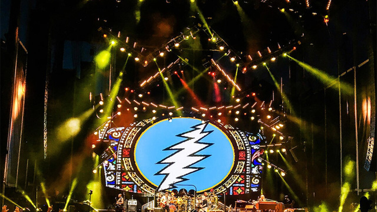 Deadheads rejoice: Dead & Company are coming to Boulder this summer