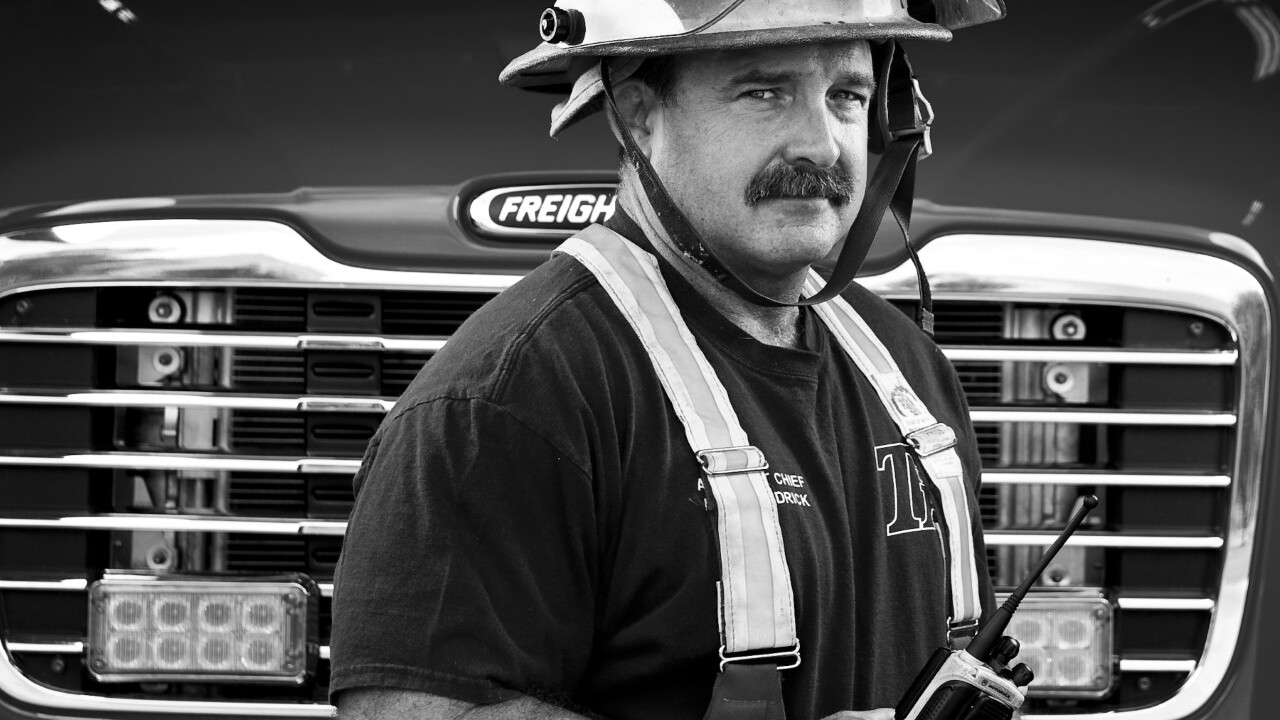 Retired Tucson Fire Department Assistant Chief Michael McKendrick will be inducted into the Arizona Fire Service Hall of Fame.