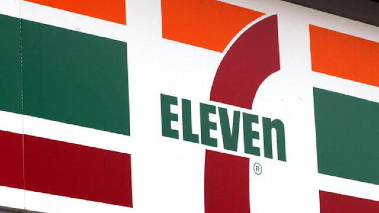 Thief admits to robbing same 7-Eleven of candy three days in a row