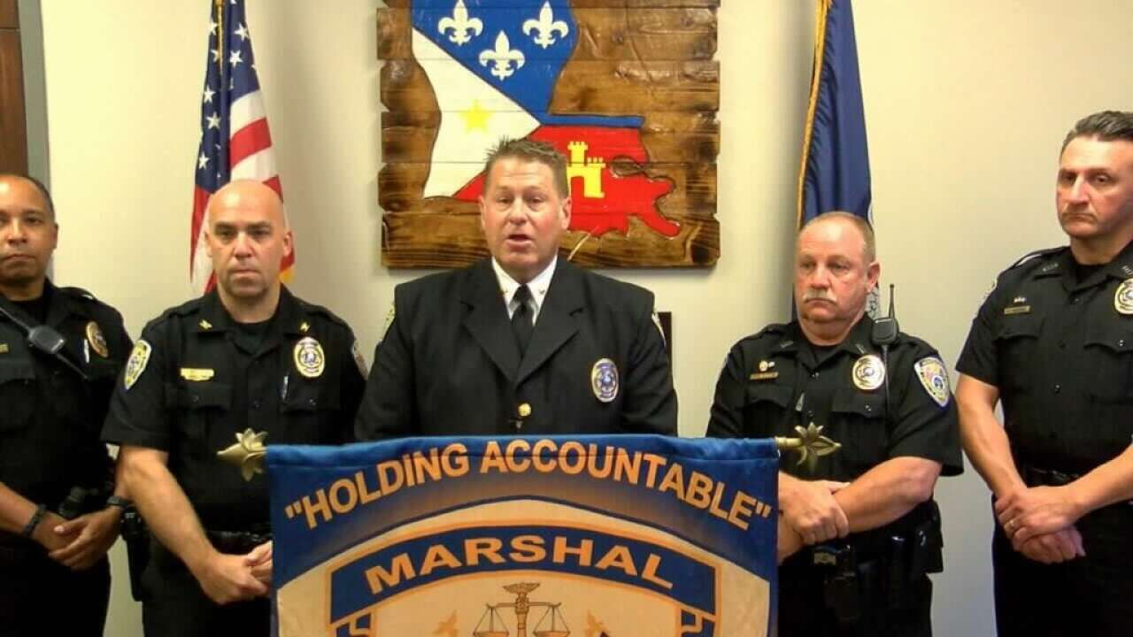 "Judge denies Marshal Brian Pope's ""vindictive prosecution"" argument"