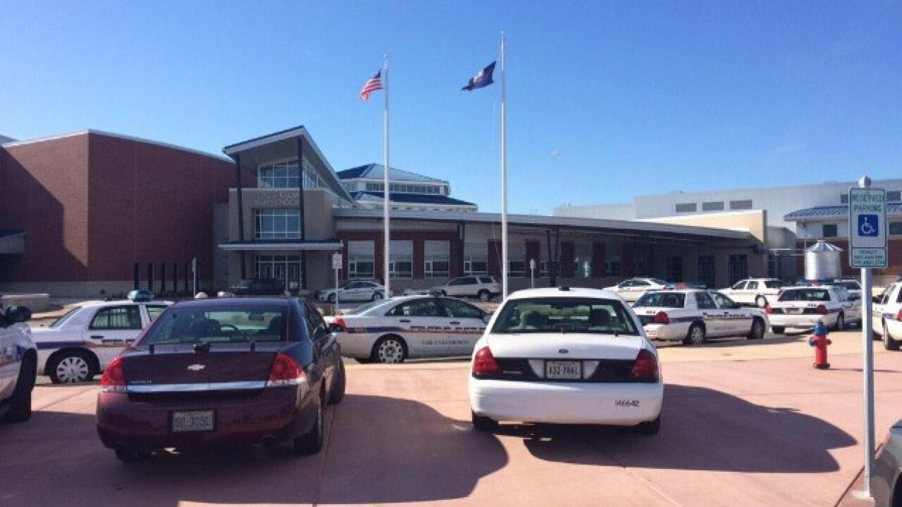 Police respond to Kellam High School after reports of possible threat on socialmedia