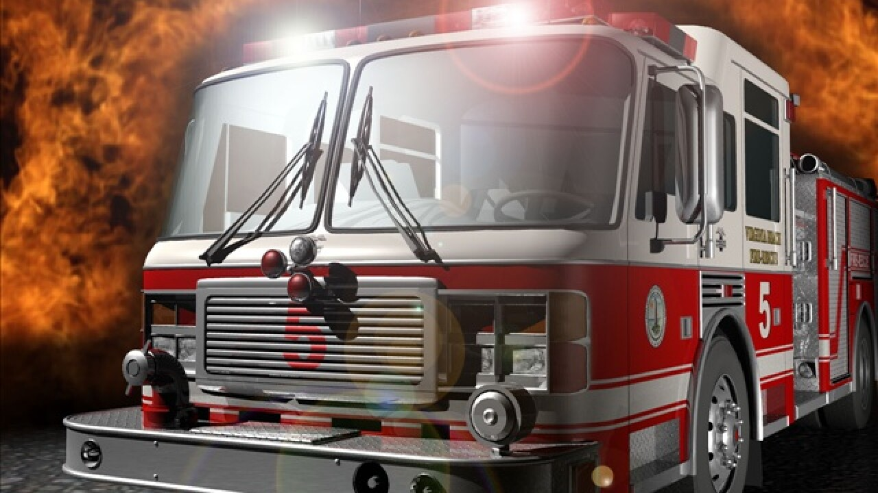 Police investigate another Accomack fire