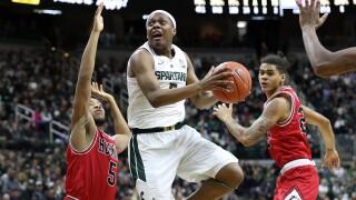 Michigan State meets Kentucky in season-opening showcase