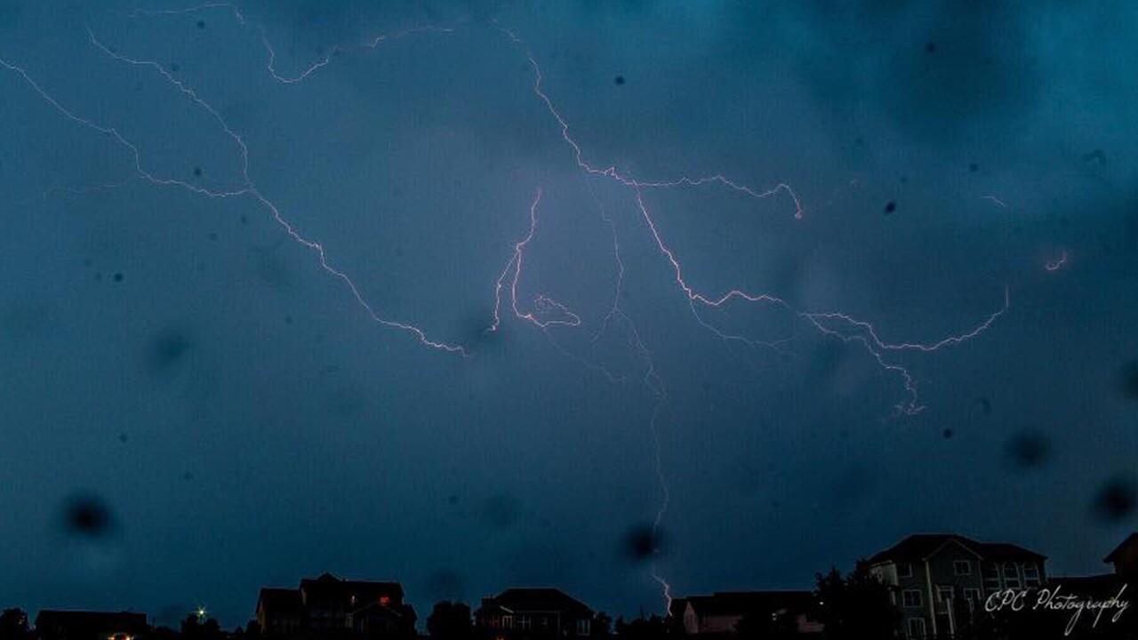 Falcon lightning