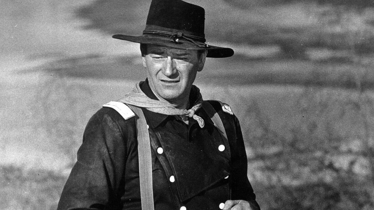 Racial Injustice John Wayne
