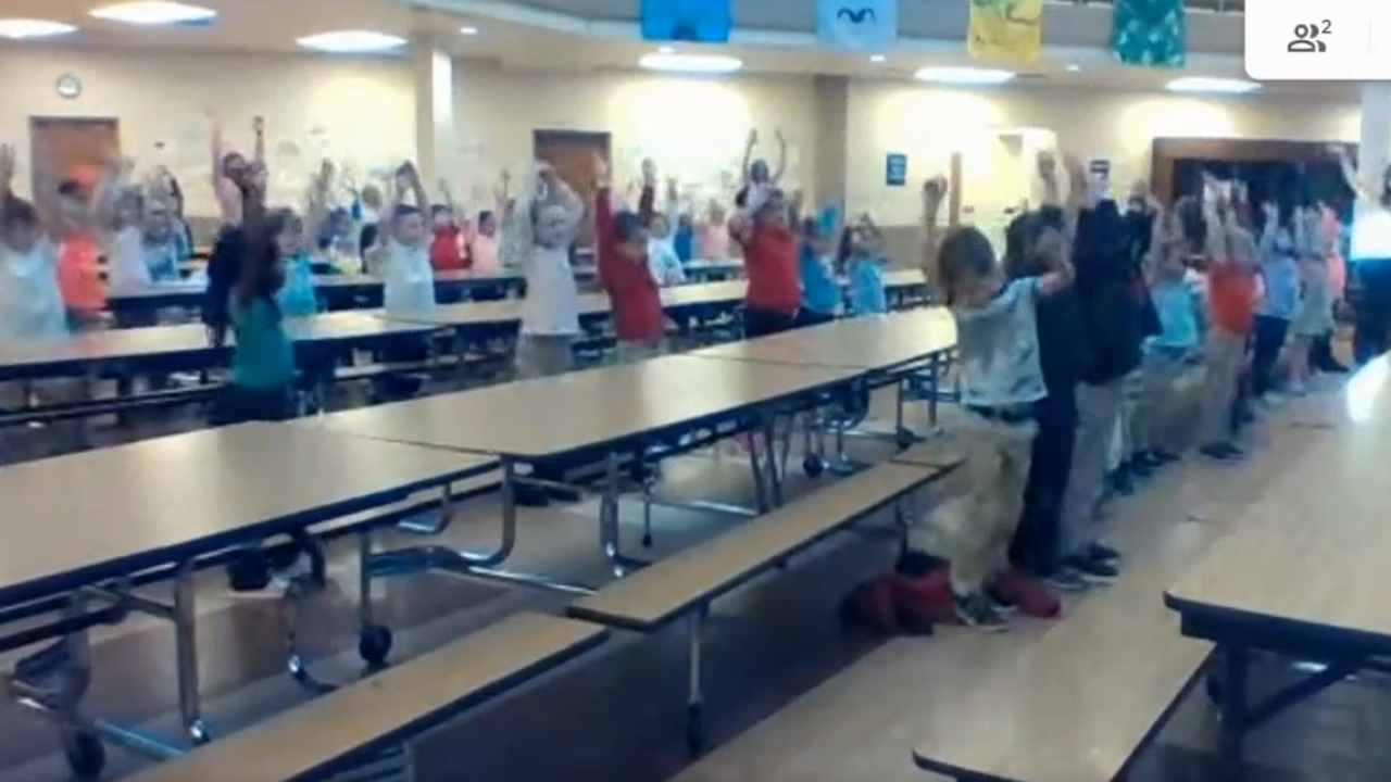 Rocky Mountain Classical Academy kindergarten