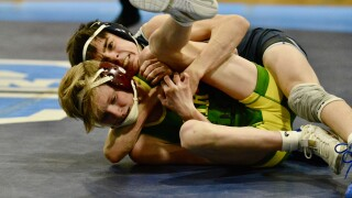 Great Falls High-CMR wrestling