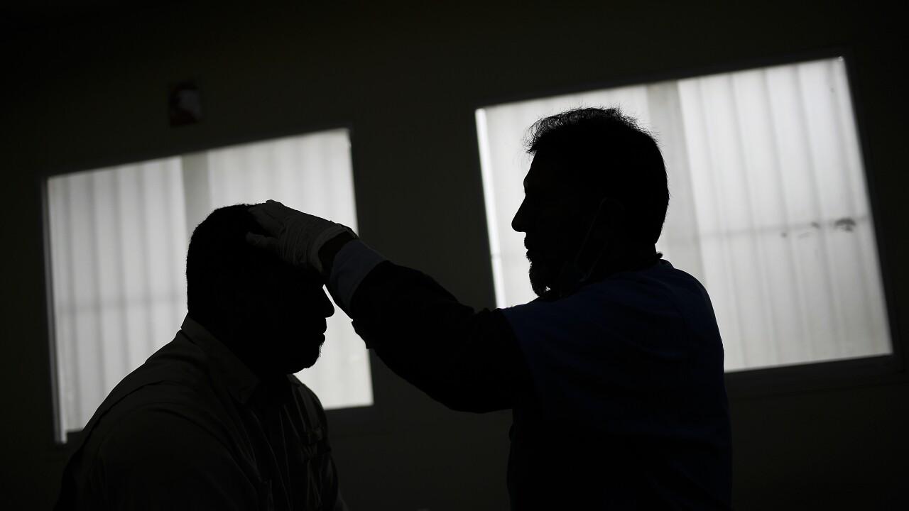 Virus Outbreak Venezuela Post COVID Therapy