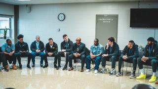 Cavs prison discussion Grafton