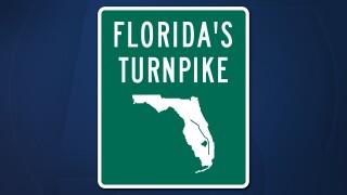Florida's Turnpike sign