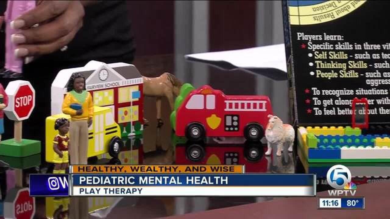Pediatric mental health advice for parents