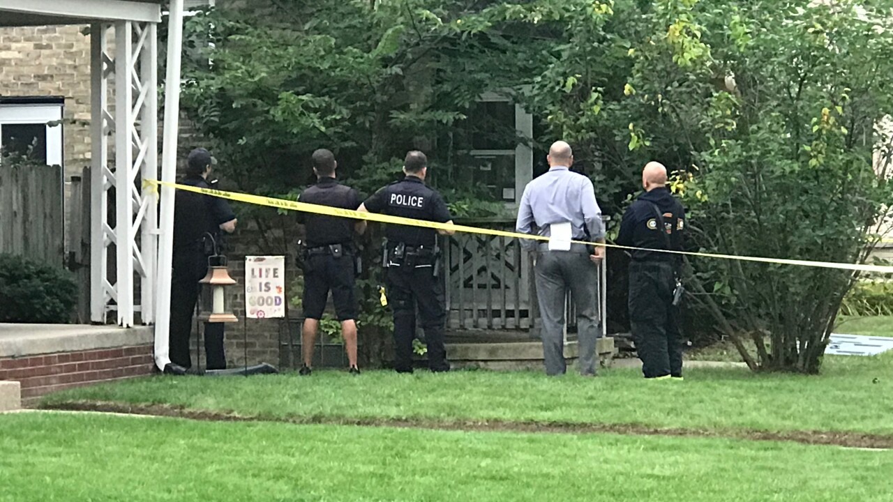 52nd and Melvina Death investigation