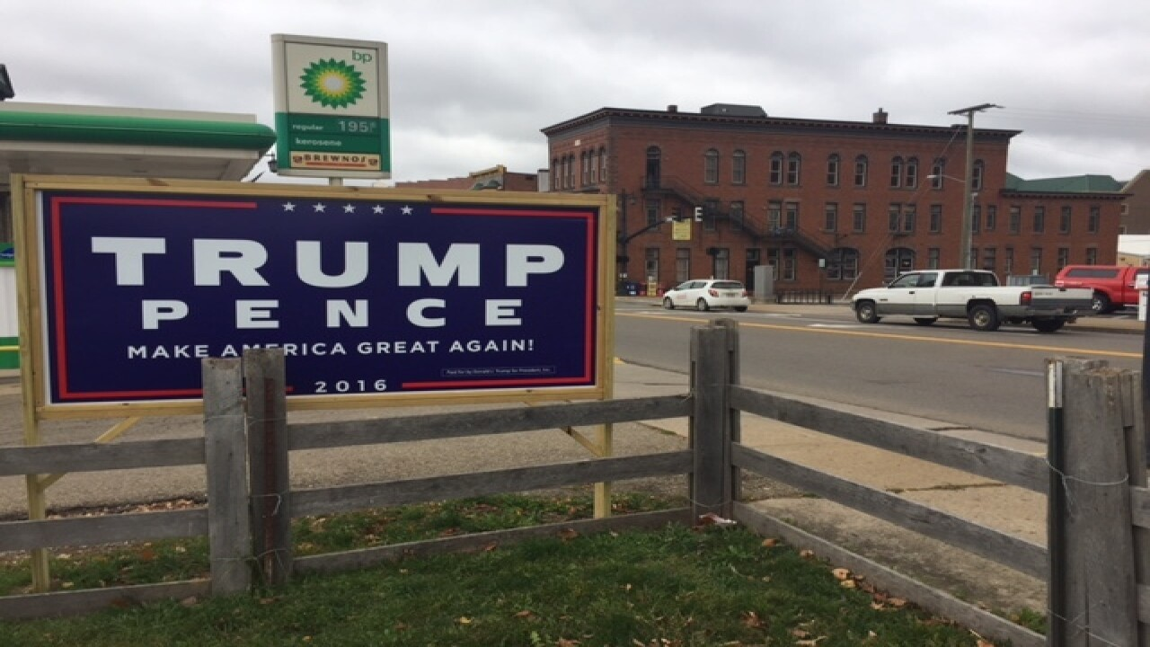 Rural towns in Ohio played big role in election