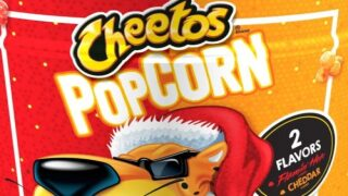 You Can Now Buy A Cheetos Holiday Popcorn Tin