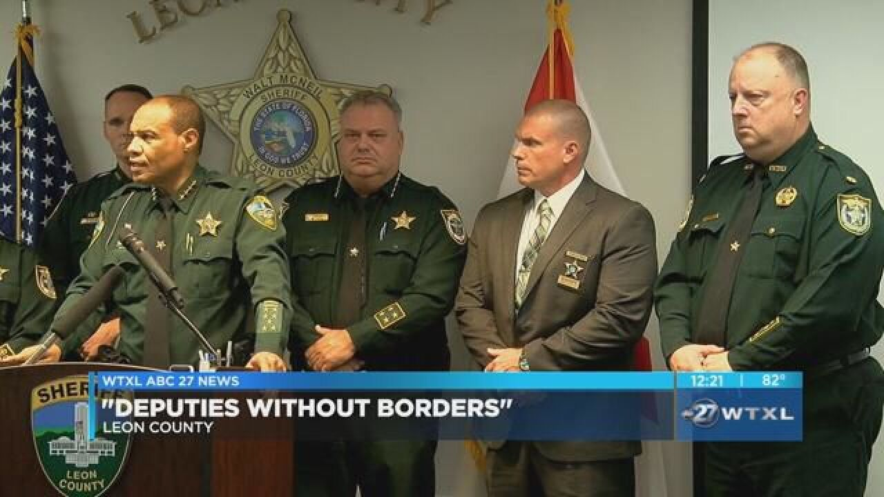 LCSO unveils 'Deputies Without Borders'
