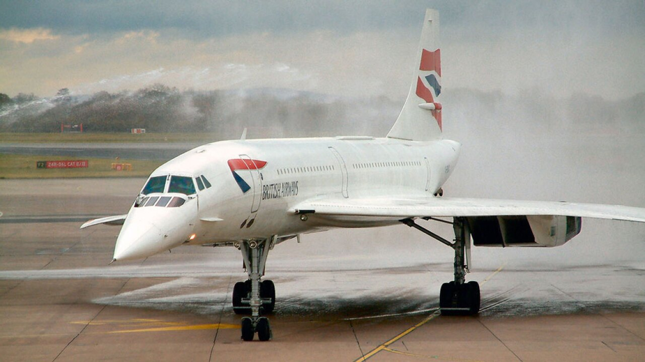 What It Was Really Like To Fly On Concorde