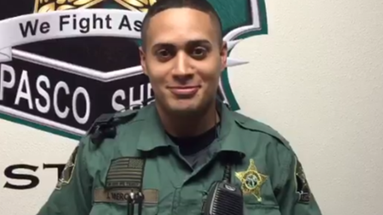 Florida deputy featured on 'Live PD' fired for touching