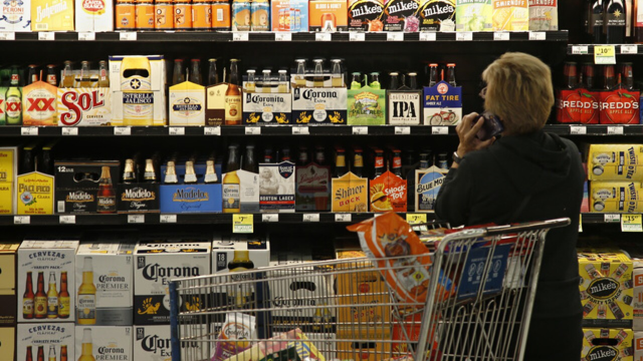 Changes in Oklahoma's liquor laws take effect Monday