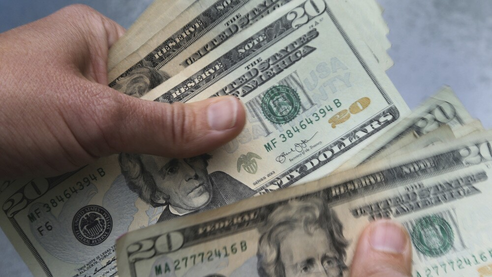 Cash money generic dollars