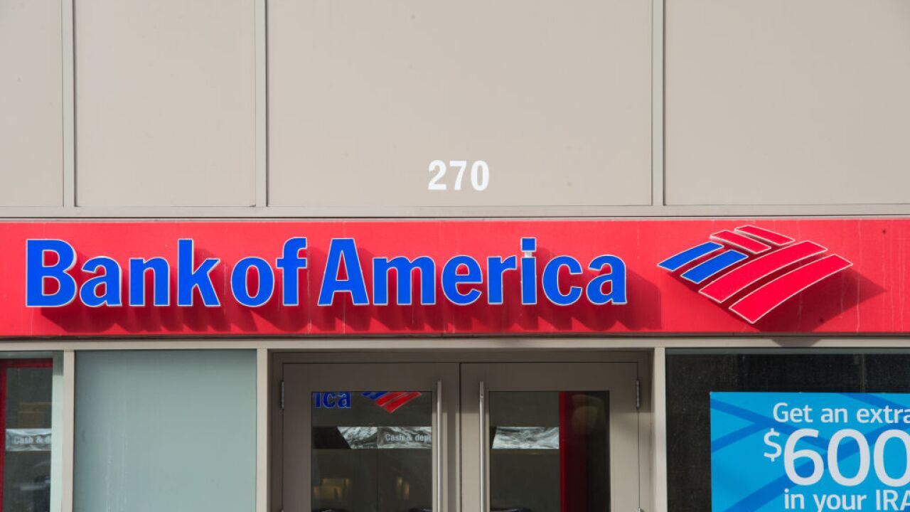 Bank of America will pay a $20 minimum wage a year earlier than planned