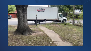Stolen Moving Truck, Bakersfield