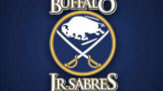 Jr. Sabres logo